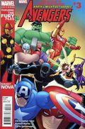Avengers Earth's Mightiest Heroes (2012 Marvel Universe) 3
