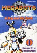 Medabots TPB (2002-2003 Viz Digest) 1-1ST