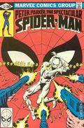 Spectacular Spider-Man (1976 1st Series) 52