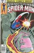 Spectacular Spider-Man (1976 1st Series) 42