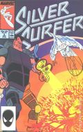 Silver Surfer (1987 2nd Series) 5