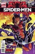 Spider-Men (2012 Marvel) 2A