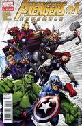 Avengers Assemble (2012) 1D