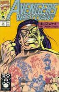 Avengers West Coast (1985) 72