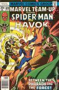 Marvel Team-Up (1972 1st Series) Mark Jewelers 69MJ