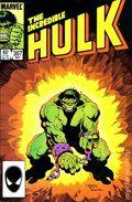 Incredible Hulk (1962-1999 1st Series) Mark Jewelers 307MJ