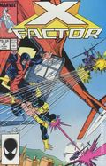 X-Factor (1986 1st Series) 17