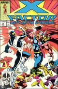 X-Factor (1986 1st Series) 32