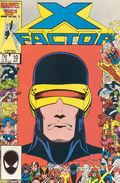X-Factor (1986 1st Series) 10