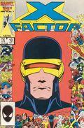 X-Factor (1986 1st Series) 10