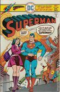 Superman (1939 1st Series) Mark Jewelers 298MJ