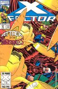 X-Factor (1986 1st Series) 91