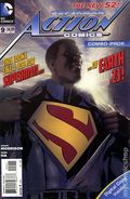 Action Comics (2011 2nd Series) 9COMBO