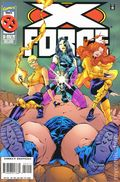 X-Force (1991 1st Series) 52D