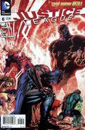 Justice League (2011) 6D