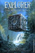 Explorer The Mystery Boxes GN (2012 Amulet Books) 1-REP