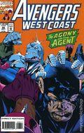 Avengers West Coast (1985) 98