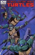 Teenage Mutant Ninja Turtles (2011 IDW) 11A