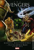Marvel Masterworks Avengers TPB (2009- Marvel) 1-REP