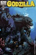 Godzilla (2012 IDW) 2A