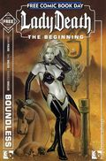Lady Death The Beginning (2012 Boundless) FCBD 0