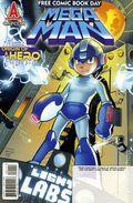 Mega Man (2012 Archie) FCBD 0