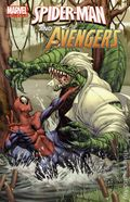 Marvel Universe Avengers: Spider-Man and the Avengers TPB (2012 Marvel Digest) 1-1ST