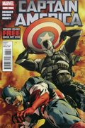 Captain America (2011 6th Series) 13A
