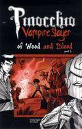 Pinocchio Vampire Slayer GN (2009-2012 SLG) 3-1ST