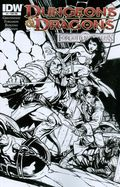 Dungeons and Dragons Forgotten Realms (2012 IDW) 1RIB