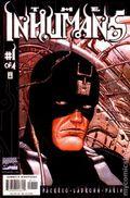 Inhumans (2000 3rd Series) 1