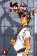 Samurai Deeper Kyo GN (2003-2010 Tokyopop Digest) 1-REP