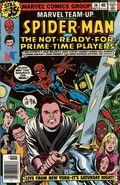 Marvel Team-Up (1972 1st Series) Mark Jewelers 74MJ