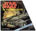 Star Wars The Millennium Falcon 3-D HC (1997 Pop-Up Book) 1-1ST