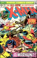 Uncanny X-Men (1963 1st Series) Mark Jewelers 95MJ