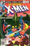 Uncanny X-Men (1963 1st Series) Mark Jewelers 115MJ
