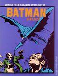 Comics Files Magazine Spotlight on Batman Files SC (1986 Heroes Publishing) 1-1ST