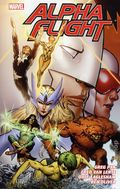Alpha Flight TPB (2012 Marvel) By Greg Pak and Fred Van Lente 1-1ST