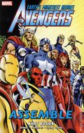 Avengers Assemble TPB (2010-2012 Marvel) By Kurt Busiek 4-1ST