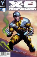 X-O Manowar (2012 3rd Series Valiant) 1B