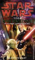 Star Wars Yoda Dark Rendezvous PB (2004 Del Rey Novel) A Clone Wars Novel 1-1ST