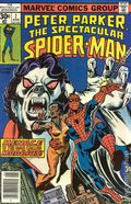 Spectacular Spider-Man (1976 1st Series) Mark Jewelers 7MJ