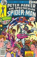 Spectacular Spider-Man (1976 1st Series) Mark Jewelers 24MJ