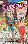 Superman (1939 1st Series) Mark Jewelers 307MJ