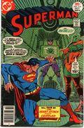 Superman (1939 1st Series) Mark Jewelers 316MJ