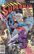 Superman (1939 1st Series) Mark Jewelers 322MJ