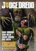 Judge Dredd Crusade and the Frankentein Division TPB (2012) 1-1ST