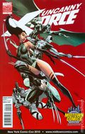 Uncanny X-Force (2010 Marvel) 1DF/MIDTOWN