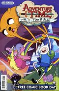 Adventure Time Peanuts (2012 Boom) FCBD 0
