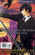 Infernal Devices Clockwork Angel (2012 Yen Press) FCBD 0